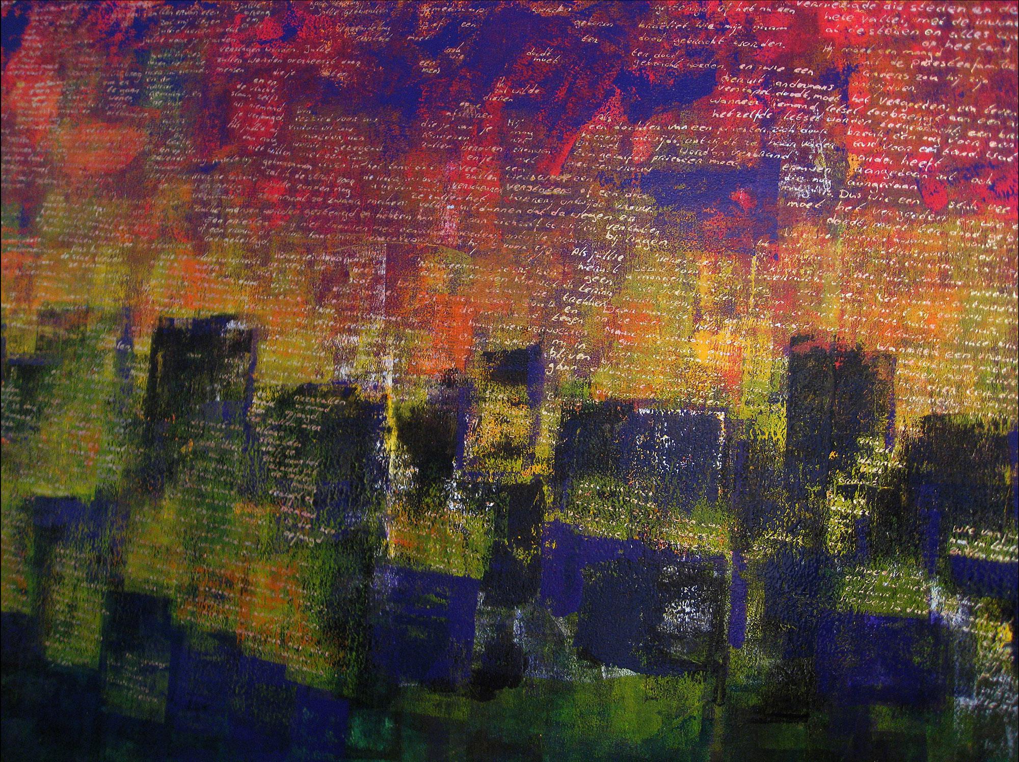 2 MAAL EE | Zuivering detail | kunst