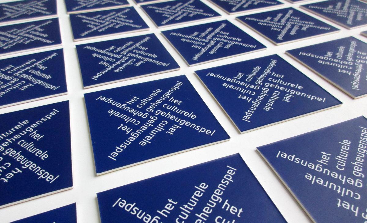2 MAAL EE | Provincie Zuid-Holland | cultureel geheugenspel