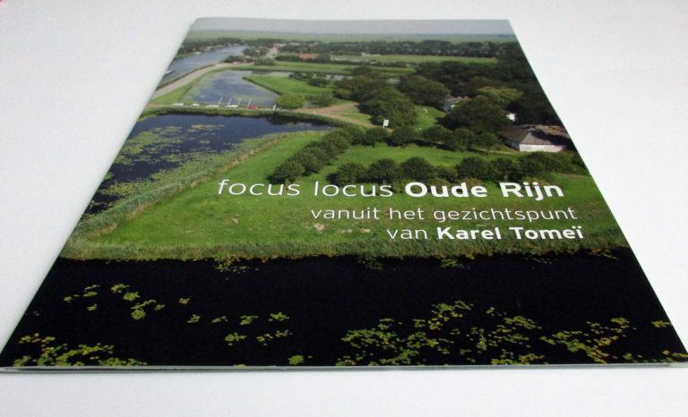 2 MAAL EE | Provincie Zuid-Holland | Focus Locus Oude Rijn | speciale publicatie