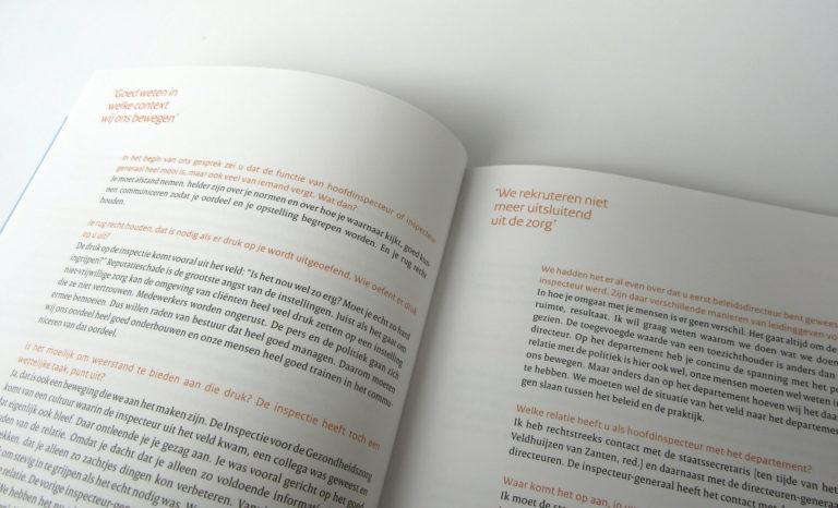 2 MAAL EE | De Inspecteur-generaal | boekontwerp